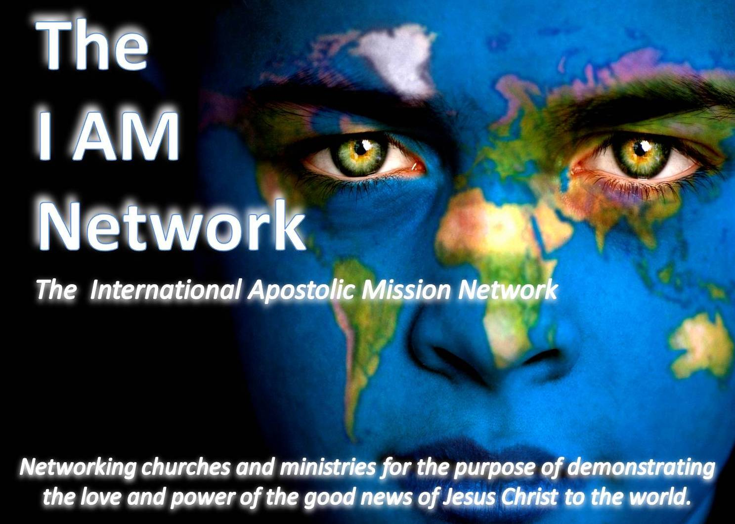 The I am Network Logo Pic 2
