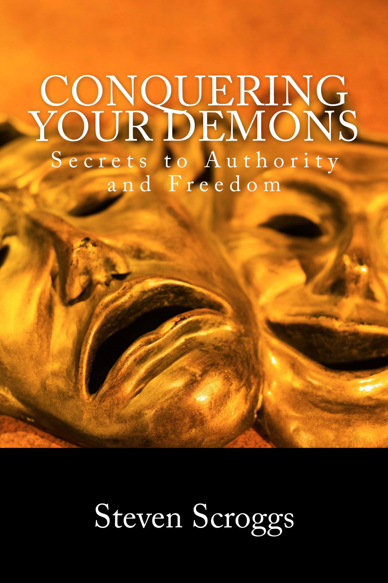 This book will give you God's perspective on demons!!!
